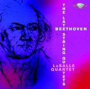 LaSalle Quartet: Beethoven: The Late String Quartets - CD