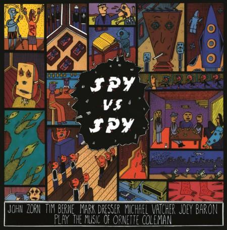 John Zorn: Spy Vs. Spy - Plak