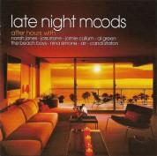 Çeşitli Sanatçılar: Late Night Moods - CD