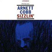 Arnett Cobb: Sizzlin' (45rpm-edition) - Plak