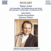Mozart: Tenor Arias - CD