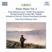Grieg: Pictures From Everyday Life / Ballade, Op. 24 - CD