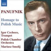 Mariusz Smolij: Panufnik: Old Polish Suite / Concerto in Modo Antico / Jagiellonian Triptych / Hommage A Chopin - CD