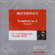 The Cleveland Orchestra, George Szell: Beethoven: Symphonies No.6 Pastorale (1951-1952) - CD