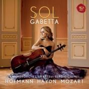 Sol Gabetta: Hofmann, Haydn, Mozart: Cello Concertos - CD