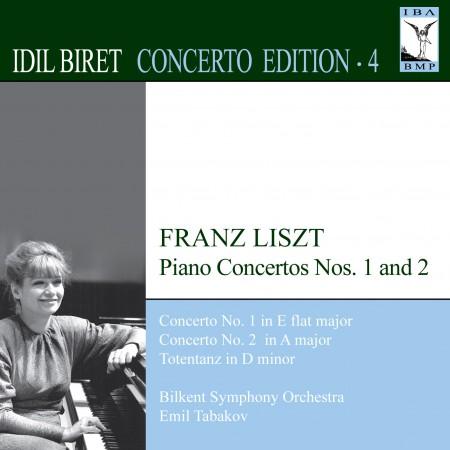 İdil Biret: Liszt, F.: Piano Concertos Nos. 1 and 2 / Totentanz - CD