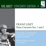 İdil Biret: Liszt, F.: Piano Concertos Nos. 1 and 2 / Totentanz - CD