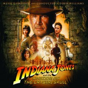 Indiana Jones & The Kingdom of the Crystal Skull - CD