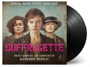 Alexandre Desplat: Suffragette (Soundtrack) - Plak