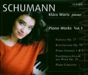 Klára Würtz: Schumann: Piano Works Vol.1 - CD