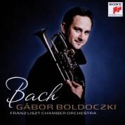 Gabor Boldoczki: Bach - CD
