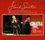 Frank Sinatra: Live At Meadowlands / Christmas With Sinatra & Friends - CD