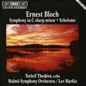 Torleif Thedéen, Malmö Symphony Orchestra, Lev Markiz: Bloch: Symphony in C sharp minor - CD