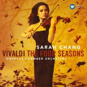 Sarah Chang, Orpheus Chamber Orchestra: Vivaldi: The Four Seasons - CD