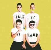 Walk The Moon: Talking Is Hard - CD