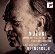 Nikolaus Harnoncourt, Concentus Musicus Wien: Mozart: Symphony No. 35 - CD