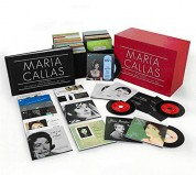 Maria Callas: Callas Remastered Edition - CD