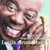 Louis Armstrong: What a Wonderful World - CD