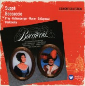 Hermann Prey, Anneliese Rothenberger, Adolf Dallapozza: Suppé: Boccaccio - CD