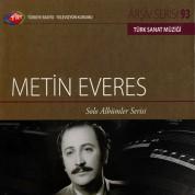 Metin Everes: TRT Arşiv Serisi 93 - Solo Albümler Serisi - CD
