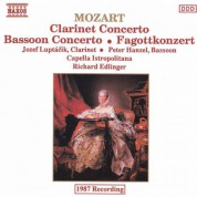Capella Istropolitana: Mozart: Clarinet and Bassoon Concertos - CD