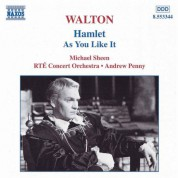 Walton: As You Like It / Hamlet - CD