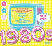 Çeşitli Sanatçılar: Vox Pops 80's - CD