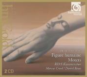 RIAS Kammerchor, Marcus Reed, Daniel Reuss: Poulenc: Figure Humaine, Motets - CD