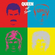 Queen: Hot Space - CD