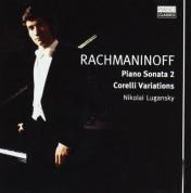 Nikolai Lugansky: Piano Sonata 2 & Corelli Variations - CD