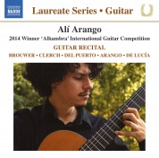 Ali Arango: Guitar Recital - CD
