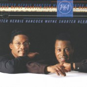 Herbie Hancock, Wayne Shorter: 1 & 1 - CD