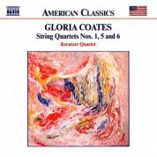 Kreutzer Quartet: Coates, G.: String Quartets Nos. 1, 5 and 6 - CD