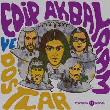 Edip Akbayram: Singles Overview 1974 - 1977 - Plak