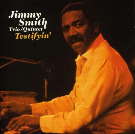 Jimmy Smith: Testifyin - CD