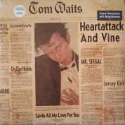Tom Waits: Heartattack And Vine - Plak