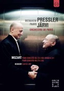 Menahem Pressler, Orchestre de Paris, Paavo Järvi: Mozart: Piano Concertos Nos. 23 & 27 - Rondo - DVD