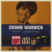 Dionne Warwick: Original Album Series - CD