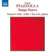 Tomas Cotik, Tao Lin: Piazzolla: Tango Nuevo - CD