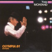 Yves Montand: Olympia 81 Extraits - CD