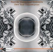 Raschèr Saxophone Orchestra, Bruce Weinberger: Saxophone Orchestra - CD