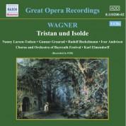 Wagner, R.: Tristan Und Isolde (Larsen-Todsen, Graarud) (1928) - CD
