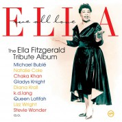 Ella Fitzgerald: We All Love Ella: Celebrating First Lady of Song - CD