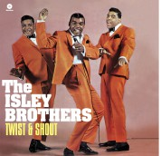 The Isley Brothers: Twist & Shout - Plak