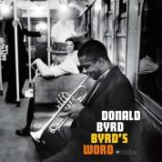 Donald Byrd: Byrd's Word - Plak
