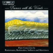 Petri Alankos, Lahti Symphony Orchestra, Osmo Vänskä: Dances with the Winds - Finnish flute concertos - CD