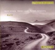 Benat Achiary: Avril - CD
