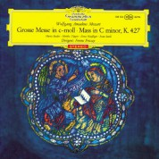 Radio Symphonie Orchester Berlin, Ferenc Fricsay: Mozart: Mass in C minor (K 427) - Plak