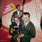 Jimmy Giuffre: The Jimmy Giuffre 3 + 1 Bonus Track (Photo Cover By William Claxton) - Plak