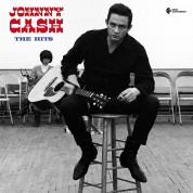 Johnny Cash: The Hits (feat I Walk The Line, Folsomo Prison Blues & more) - Plak